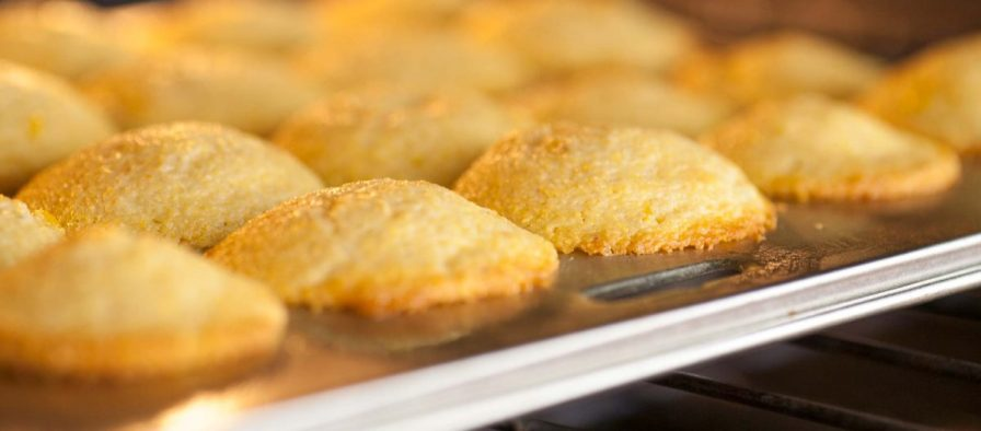 Corn muffins | Dinner party for 10