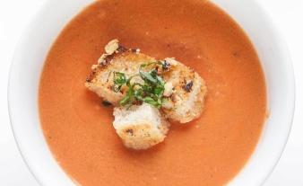 Creamy Tomato Soup | Prepared Dinner Delivery